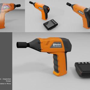 Miscellaneous Alias CAD Models